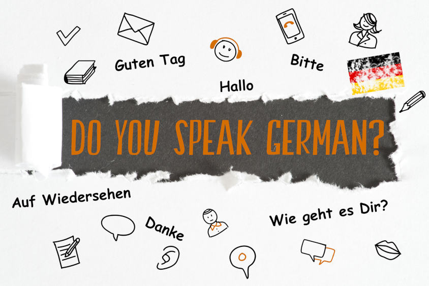 language course in Germany