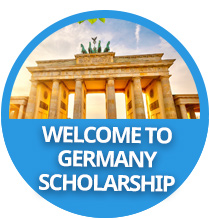 Scholarship Welcome to Germany